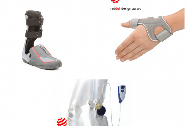 Medical device innovation Reddot Design awards
